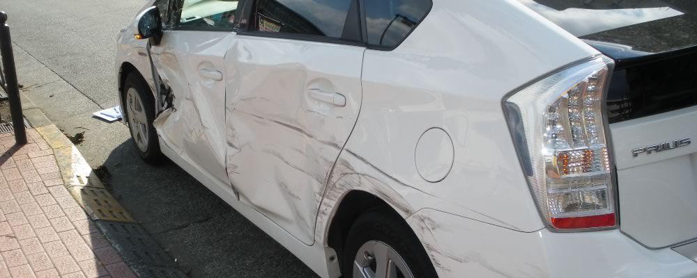 交通事故車