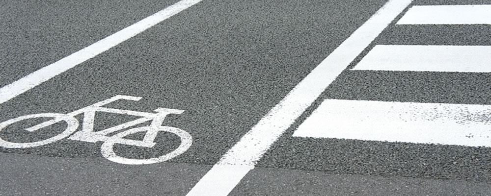 交通事故の危険が潜む横断歩道